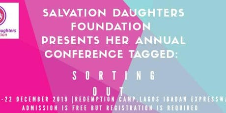 Salvation Daughters Foundation Annual Conference  tickets
