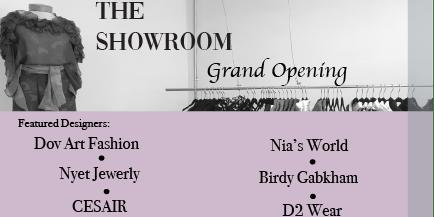 FashionBar The Showroom - A Grand Opening!