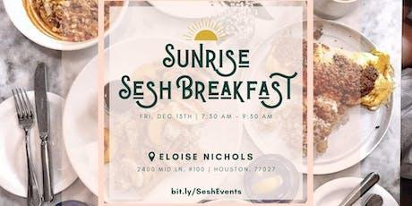 Sunrise Sesh Breakfast tickets