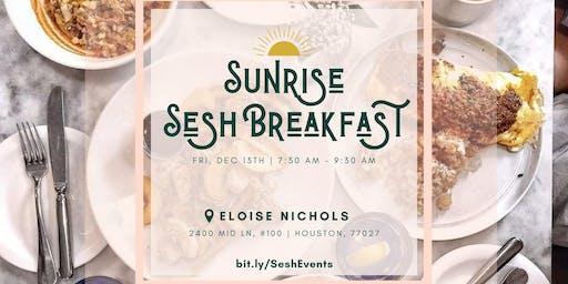 Sunrise Sesh Breakfast