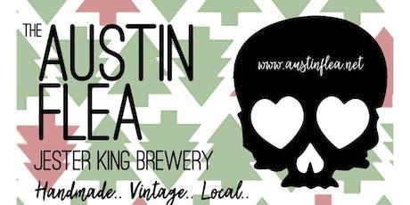 December's Austin Flea at Jester King tickets