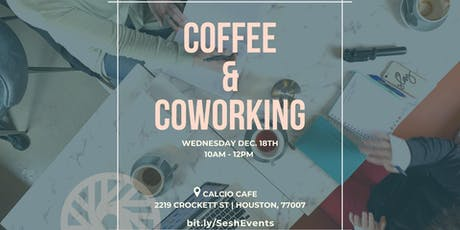 Coffee + Coworking tickets