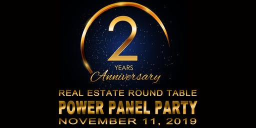 2 Year Anniversary - Power Panel Party