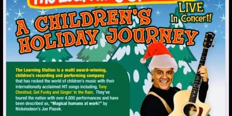 The Learning Station Children's Holiday Journey tickets