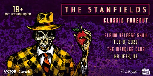 The Stanfields - Album Release Party