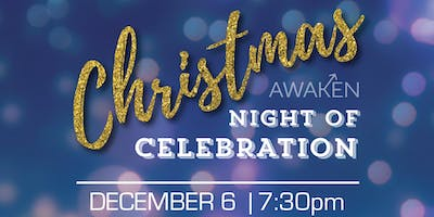 Christmas Awaken Night Of Celebration (18-30s event)