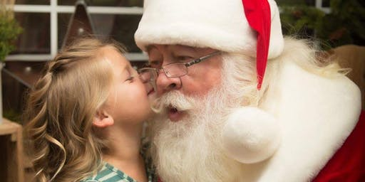Christmas Brunch with Santa @ The Kentucky Castle