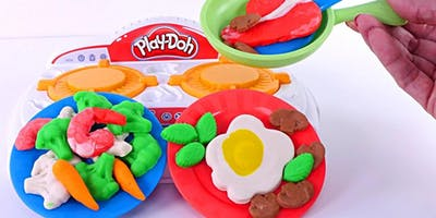 MISSION: Don't Play (Doh) With Your Food