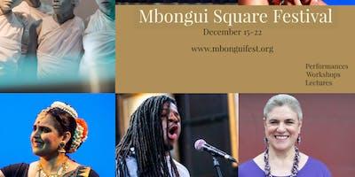 Mbongui Square Festival
