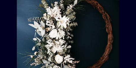 Flower Wreath Masterclass tickets