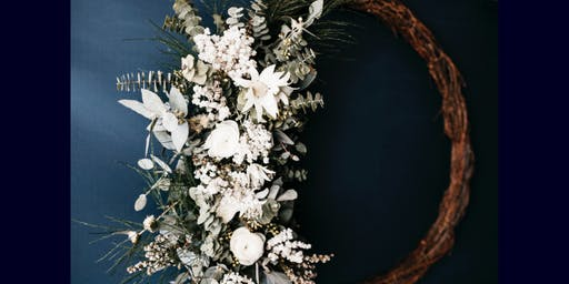 Flower Wreath Masterclass