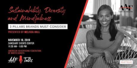 Professional Speaker Event: Melissa Hall tickets