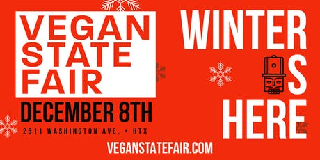 Vegan State Fair - Winter Edition tickets
