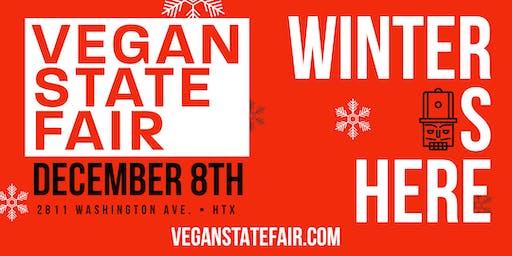 Vegan State Fair - Winter Edition