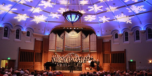 The Holly & The Ivy Holiday Organ Concert 2019