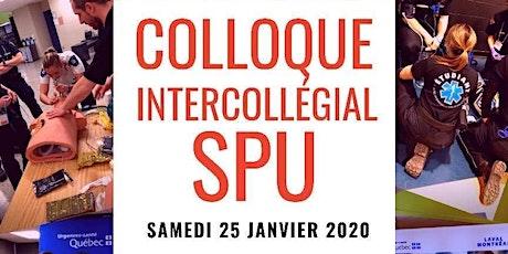 Colloque intercollégial SPU - 2e édition! billets
