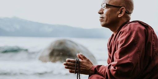 Healing Mala Beads Meditation Workshop with Bhante Sujatha