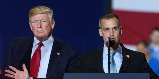 Corey Lewandowski: Let Trump Be Trump