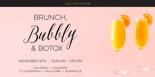 Brunch, Bubbly, and Botox - Columbus