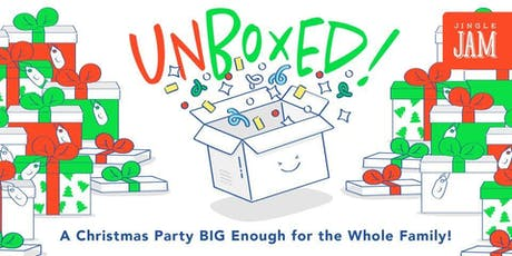 Jingle Jam Unboxed - A Christmas Big Enough for the Whole Family tickets
