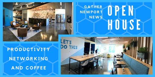 Gather Newport News Open House