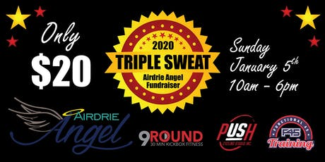 2020 Triple Sweat for Airdrie Angel Fundraiser tickets
