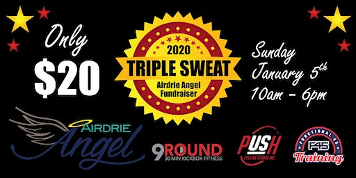 2020 Triple Sweat for Airdrie Angel Fundraiser