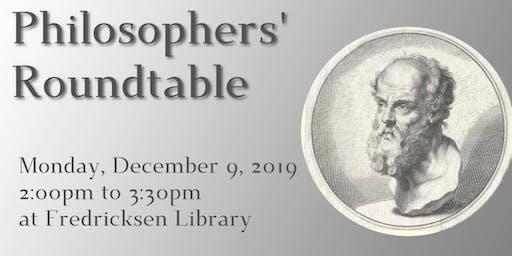 Philosophers' Roundtable