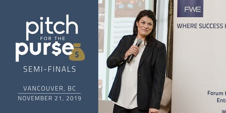 Pitch for the Purse Vancouver Semi-Finals tickets