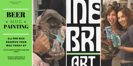 Beer Mug Painting at East Regiment Beer Company tickets