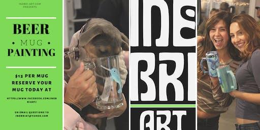 Beer Mug Painting at East Regiment Beer Company