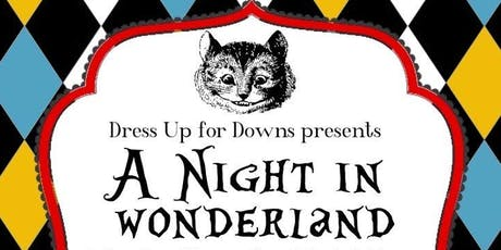 A Night in Wonderland tickets