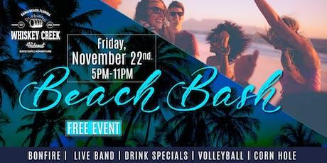 Beach Bash tickets