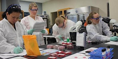 Identification of Bioterrorism Agents: Wet Workshops tickets