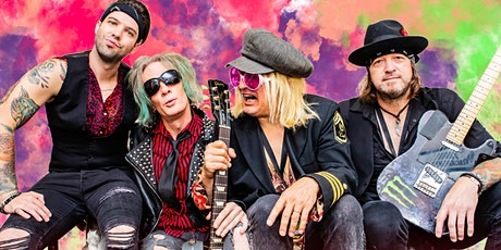 Enuff Z'Nuff - Live in the Vault tickets