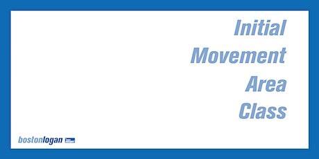 Class 2/3 Initial Movement Area Orientation Class   Tuesdays tickets