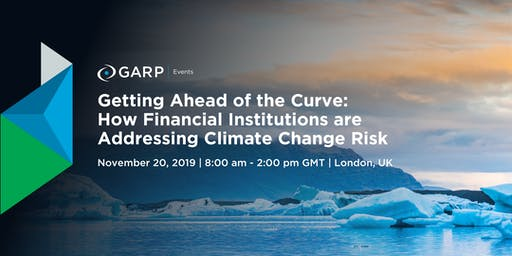 How Financial Institutions are Addressing Climate Change Risk