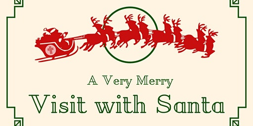 A Very Merry Visit with Santa