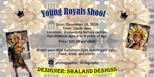 Young Royals Shoot