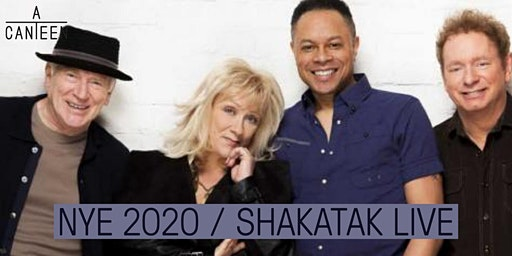 SHAKATAK New Years Eve Party & Dinner 2020