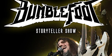 Bumblefoot - Live in the Vault tickets