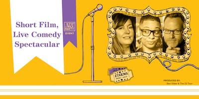Short Film-Live Comedy Spectacular