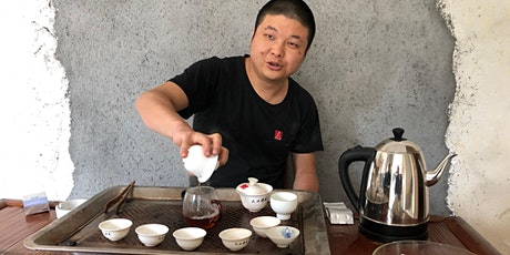 Oolong Tea Class and Tasting tickets