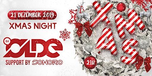 X-MAS NIGHT 2019