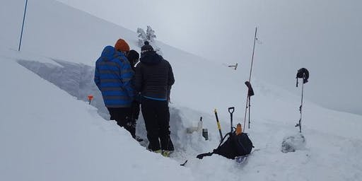Avalanche Training Level I (Mar. 13-15, 2020) *