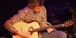 Guitar maestro John Etheridge