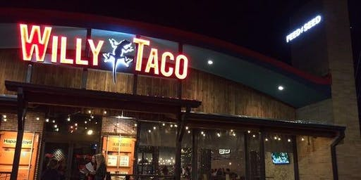 HYP Fundraising Night at Willy Taco!