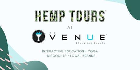 Hemp Tour Lights at The Venue: December tickets