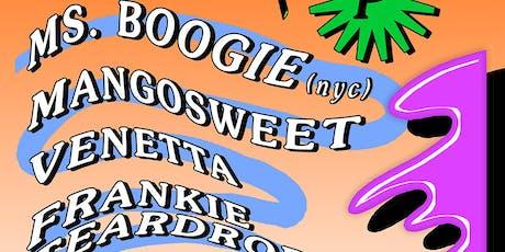 LIP Vancouver: Ms. Boogie, Venetta, Mangosweet & Frankie Teardrop tickets