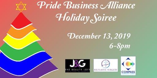 Compass Pride Business Alliance December Social 2019